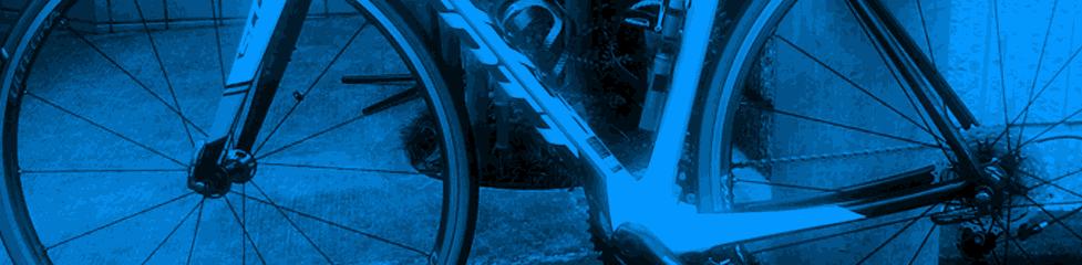 HEBOCHARIの自転車カスタマイズとライド記録